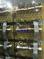 广东深圳出售1台电池生产设备-出售锂电池分容、检测、老化设备