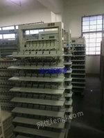 出售生产锂电池设备新威尔5V2A/512软包分容柜,5V6A/8、5V50A/1