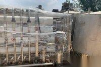 山东潍坊低价出售二手10吨双机水处理成色极好