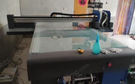 山东临沂出售7代uv打印机,一个喷头刚换的 20100元