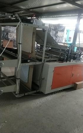 河北沧州转行出售1台温州一米平口烫袋机   出售价30000元