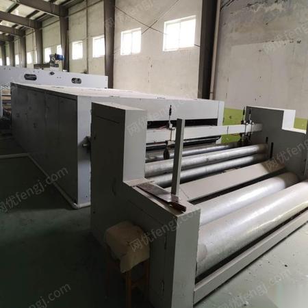 河南郑州梳棉机 绗缝机 绗绣机转让 120000元