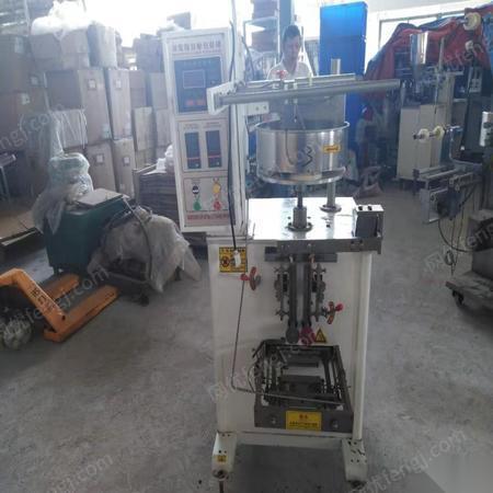 湖北武汉出售二手自动颗粒包装机2台 型号:kd2bj-38iii.还有混合曹,等一套软胶囊生产线27万