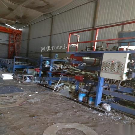 宁夏固原出售彩瓦全套设备 7万元