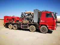 新疆吐鲁番出售1台1800型压裂泵车二手修井设备55万元