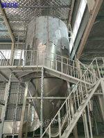 现货库存山东济宁150型二手喷雾干燥机、二手冻干机等设备