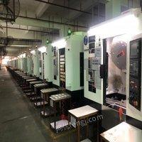 广东东莞出售工厂t5台群钻攻机(2017年、三菱70、 105000元