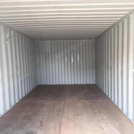 上海宝山区2018年产的集装箱出售