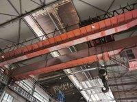 浙江地区出售 QD50/10吨28.5米双梁行车