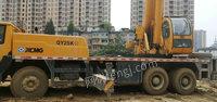 贵州安顺出售1台徐工25吨二手起重设备442000元