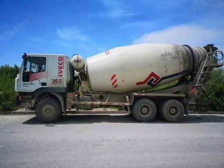 二手水泥罐车转让