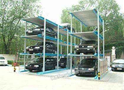 停车设备回收