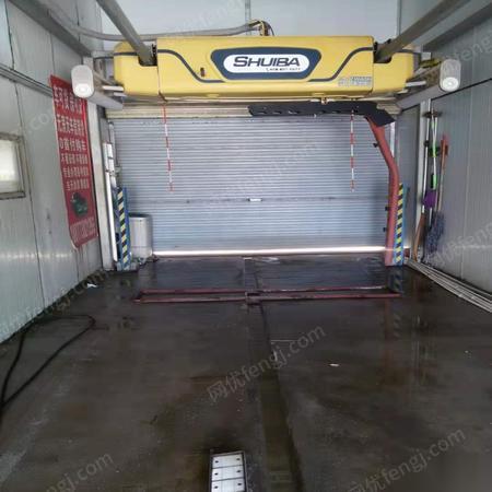 广西桂林转行了出售全自动快速洗车机 80000元