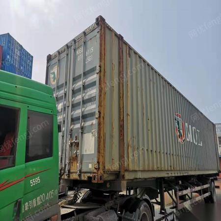 上海45尺集装箱现货出售,13.7米集装箱出售