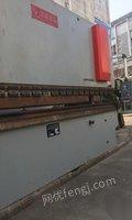 江西南昌出售160吨/5000扭轴数控折弯机 80000元