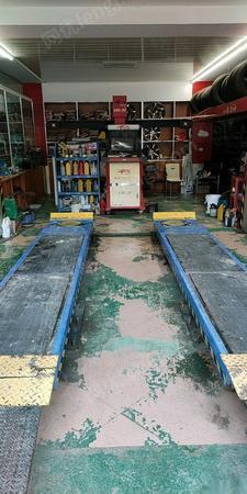 贵州贵阳出售二手汽车维修设备 40000元