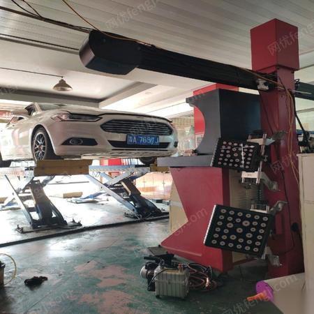 贵州贵阳汽车维修设备跳楼价转让 40000元