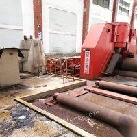 浙江台州德国尼泊海尔滚齿机出售 最大2米5直经滚齿机,齐南二机龙门鲍