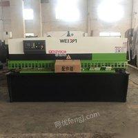 湖北宜昌低价处理一批全新4x2500液压剪板机 液压折弯机