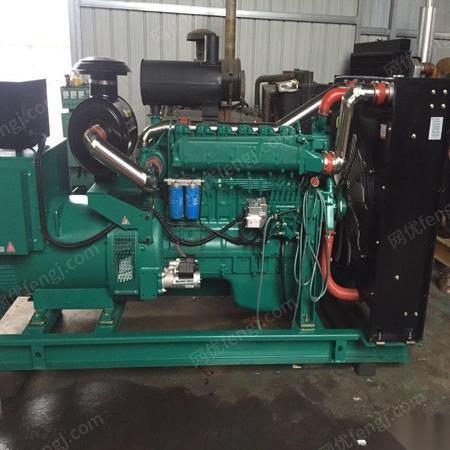 河南郑州出售,出租50~500千瓦柴油发电机组
