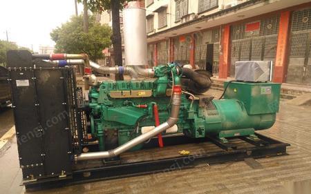 湖南岳阳出售300千瓦玉柴发电机