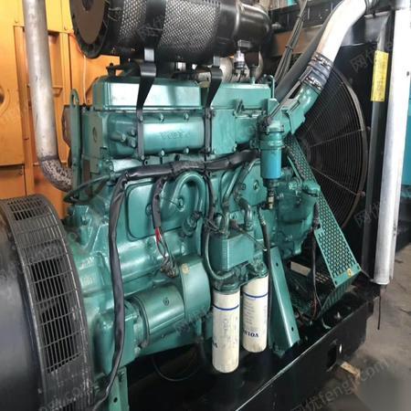 广东深圳低价出售进口富豪200kw柴油发电机组