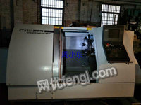 陕西西安出售2台德玛吉CTX400数控车 带动力洗头二手车床电议或面议