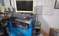 重庆万州区万达四轮定位仪出售 12000元