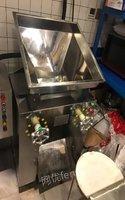广东深圳出售南大门米糕设备碾米机 蒸汽机。过筛机 35000元