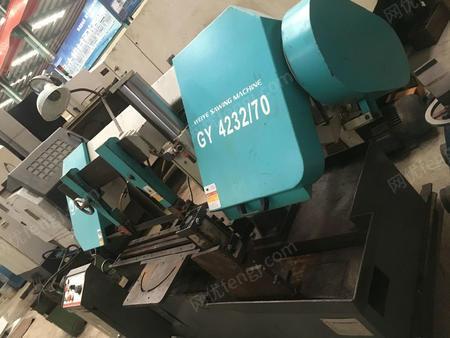 广东佛山出售1台GY4232/70二手锯床