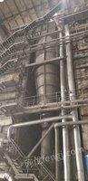 热能厂改建旧设备出售锅炉,风机