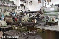 福建三明低价处理八成新上海H124深孔内圆磨床