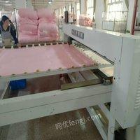 河南鄭州轉讓九成新正步絎縫機給安裝