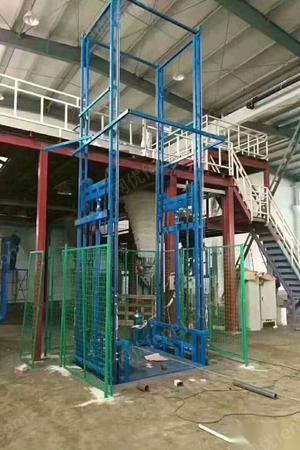重庆永川区出售液压升降货梯及起重设备