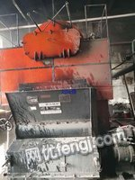 遼寧二手兩噸清華蒸汽鍋爐出售