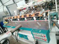出售二手木工机械设备半自动钻铣机床