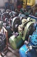 山东青岛家有空压机二保焊攻丝机台钻带锯处理