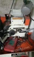 河南洛阳出售新机未用研磨机个人设备 20000元