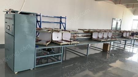 灯具厂处理灯具老化测试设备/自动皮带线各1条(详见图)