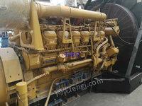 上海发电机厂家供应原装进口二手卡特彼勒3512发电机组出售转让
