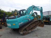 山东威海出售1台200-8二手挖掘机66万元