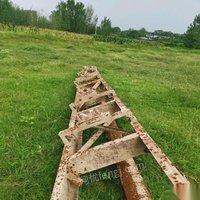 河南南阳废旧铁砂船运沙船处理 1700元