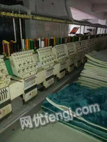 Buy several embroidery machines,the quality should be newer