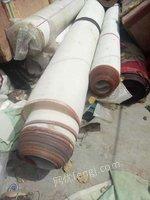 求购5吨造纸厂干网