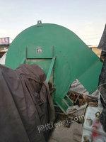 出售20箱箱式烧结机一套,含配套直径2米的煤气发生炉一台,配料仓一台!