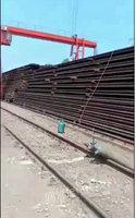 浙江绍兴香港天下免费资料大全500吨标准的铁路轨60轨,