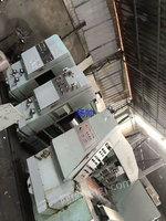 浙江宁波出售1台高速单色印刷开槽机