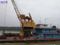 江西上饶出售1台浮吊船电议或面议