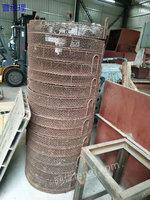 井式炉料框工装,∮750X1800,suS304,八成新 货在江苏盐城