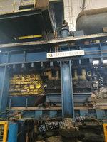铸造厂闲置设备出售自动化静压造型线、砂处理系统、射压线、行车、叉车、壳芯机